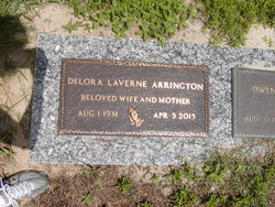 Delora LaVerne Arrington