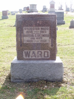 Martha C <i>Gatwood</i> Ward
