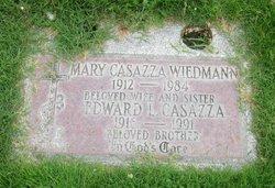 Edward L Casazza