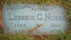 Lebbeus Grant Norris