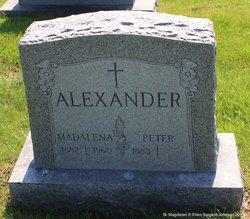 Madalena Alexander