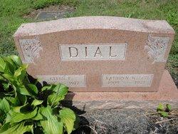 Glenn Edwin Dial