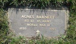 Agnes <i>Nolan</i> Barnett
