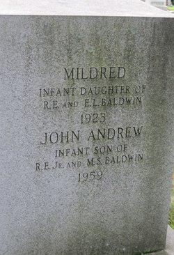 Mildred Baldwin