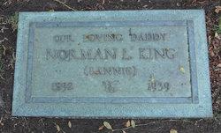 Norman L Lannie King