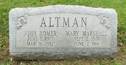John Homer Altman