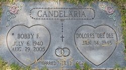 Bobby F Candelaria