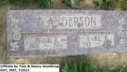 June E Anderson