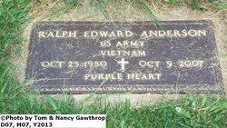 Ralph Edward Anderson