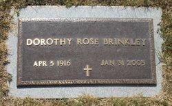 Dorothy Rose Brinkley