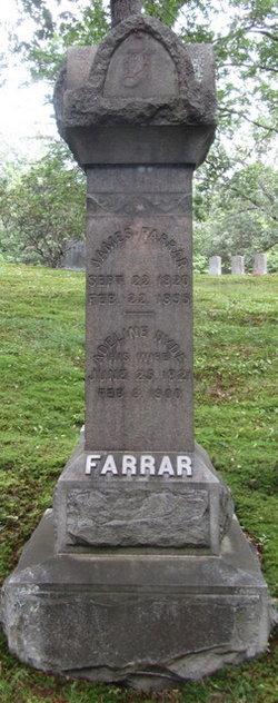 James Farrar, Jr