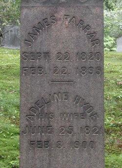Adeline <i>Hyde</i> Farrar