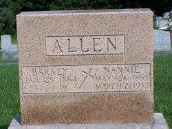 Barney Allen