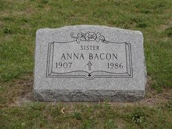 Anna <i>Alford</i> Bacon