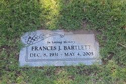 Frances J Bartlett