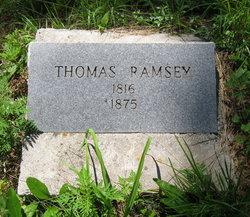 Thomas Ramsey