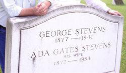 Maj George Stevens