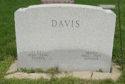 Mary Elizabeth <i>Owens</i> Davis