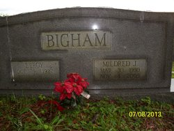 Mildred J. Bigham