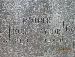Rosetta Rose <i>Taylor</i> Norton