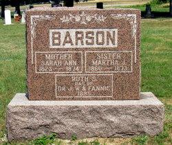 Ruth S Barson
