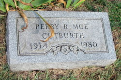 Perry B Moe Cutburth