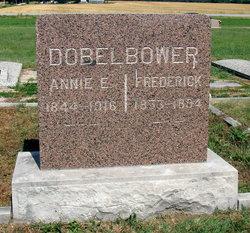 Annie E <i>Ford</i> Dobelbower
