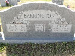 Ellie Mae <i>Ballard</i> Barrington