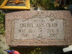 Cheryl Ann <i>Potter</i> Crain