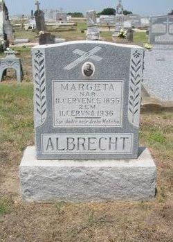 Margaret <i>Fucek</i> Albrecht