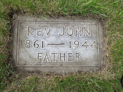Rev John Guenther