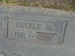 Lucile Margaret <i>Matson</i> Bisgard