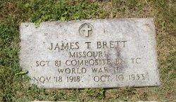 James T. Brett