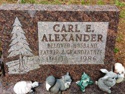 Carl E. Alexander