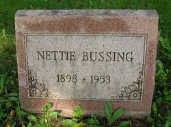 Leonetta Nettie <i>Kanistanaux</i> Bussing
