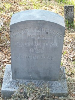 Isaac Lowery Wheeler