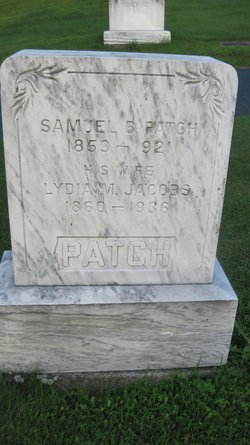 Samuel B Patch