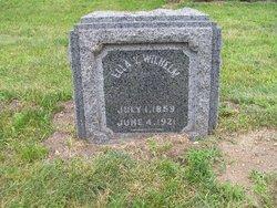 Ellen V Ella <i>Axford</i> Wilhelm