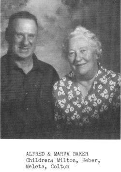 Marva Mary <i>Williams</i> Baker