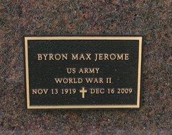 Byron Max Jerome