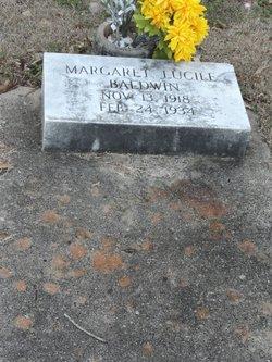 Margaret Lucile Baldwin