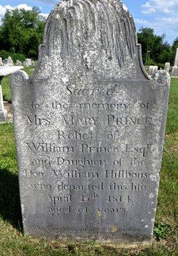 Mary <i>Hillhouse</i> Prince