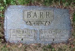 Edgar E. Barr