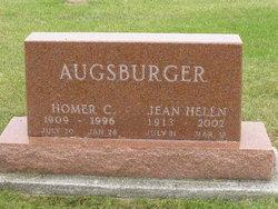 Jean Helen <i>Egly</i> Augsburger