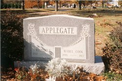 Mabel <i>Cook</i> Applegate