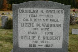 Nellie E. <i>Gilbert</i> English