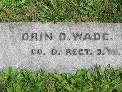 Orin Dwight Wade