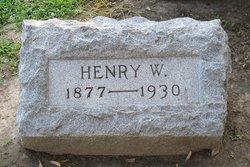Henry W Achelpohl