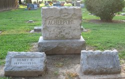 Kathryn M <i>Gregory</i> Achelpohl