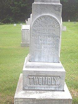 Mary Jane <i>English</i> Twombly